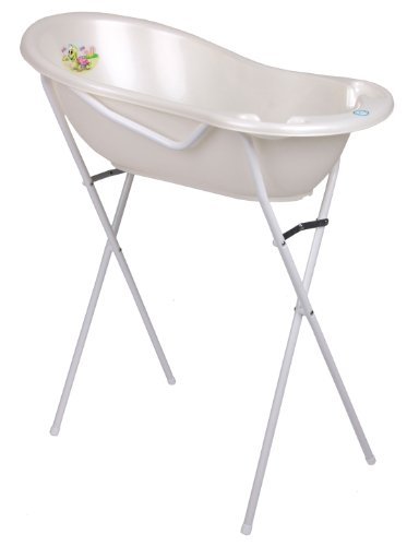 gestell und babybadewanne im set ratgeber preisfinder. Black Bedroom Furniture Sets. Home Design Ideas