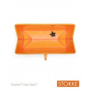 Stokke Flexi Bad in orange