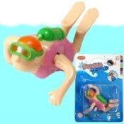 Badespielzeug Taucher Mädchen