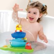 Wasserspiel Springbrunnen für Kinder
